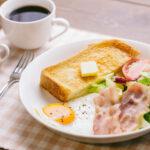忙しい朝やランチタイムに、タンパク質を手軽にとれる食事!
